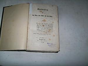 Sammelband mit 17 Schriften zu Kurhessen, Preussen etc.: Walesrode, L. u.a.