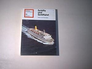 Schiffe und Schiffahrt.: Hornstein, Anton von.
