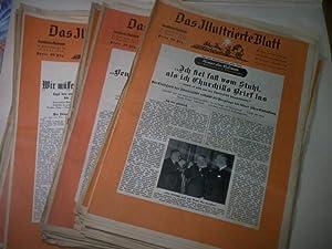 Das illustrierte Blatt. Frankfurter Illustrierte. Die junge Zeitschrift für Haus und Familie, ...