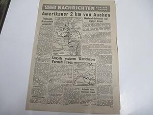Nachrichten für die Truppe.: Propaganda-Flugblatt