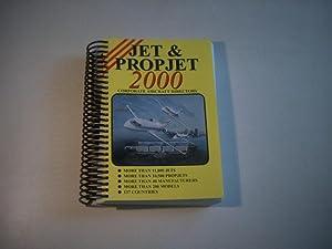 Jet & Propjet 2000. Corporate aircraft directory.: Simmonds, Peter T.
