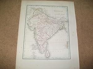Hindostan. Indien.: Asien