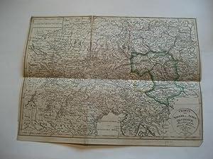 von Nieder u. Inner Oesterreich. Berichtigt nach dem Wiener Frieden vom 14t Octbr. 1809.: Charte