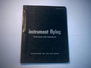Theory of instrumenatl flying.