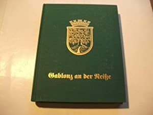 Gablonz an der Neiße. Stadt, Bezirk und Landkreis in Nordböhmen (Sudetenland). Ein ...
