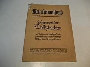 Mein Heimatland. Schwarzwälder Volkstrachten.: Busse, Hermann Eris