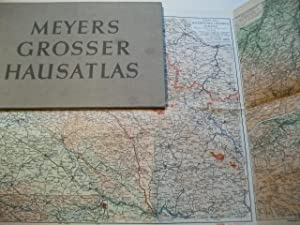 Meyers grosser Hausatlas.: Lehmann, Edgar (Hg.)