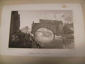 Tournay, Roman Arch.