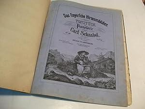 6 Musikstücke, tls. mit lithogr. Titelblatt.: Sammelband