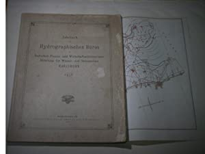Jahrbuch des Hydrographischen Büros des Badischen Finanz- und Wasserwirtschaftsministerium ...
