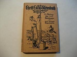 Christ-Lucas Gartenbuch.: Burr, Leonhard u.a.
