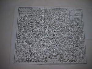 Nieuwe Kaart van de Beyerische en Oostenryksche Kreits.