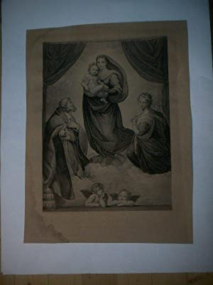Die Madonna des Heil. Sixtus.