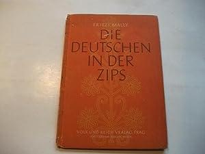 Die Deutschen in der Zips.: Mally, Fritzi