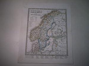 Schweden, Norwegen und Dänemark.