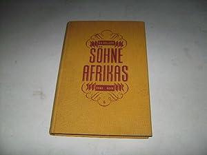 Söhne Afrikas. Charakterbilder.: Gollock, G.A.