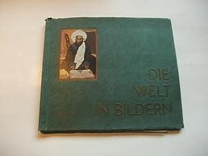 Die Welt in Bildern. Album 3.: Direktion der Cigarettenfabrik Josetti (Hg.)