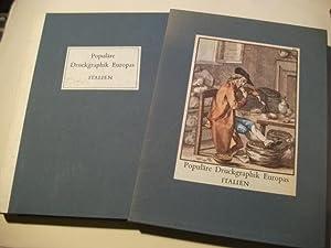 Populäre Druckgraphik Europas. Italien vom 15. bis zum 20. Jahrhundert.: Toschi, Paolo