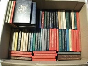 Sammlung von 74 Miniaturbüchern.: Miniaturbuch