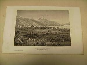 Salt-Lake-City die Mormonen-Stadt.