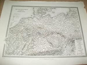 Das Deutsche Reich ud die Königreiche Niederlande und Belgien.: Artaria, Franz