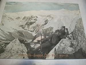 Gebirgsjäger. Ardamello-Gruppe, (Süd-Tirol) 1915-16.: Militaria
