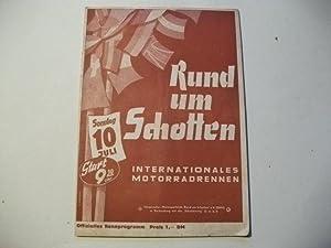 Rund um den Schotten. Internationales Motorradrennen.: Rennsport