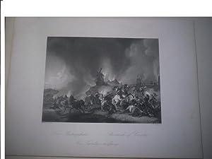 Das Reitergefecht. Skirmish of Cavalery.