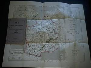 Karte von Gallien und Britannien für die Lectüre von Jul. Caesar's gallischem Krieg....