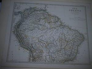 Süd-America. (Nördlicher Teil)