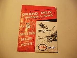 Grand prix de belgique des Motos.: Rennsport