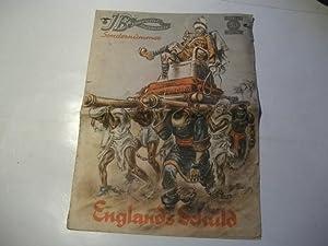 Sondernummer. Englands Schuld.: IB Illustrierter Beobachter