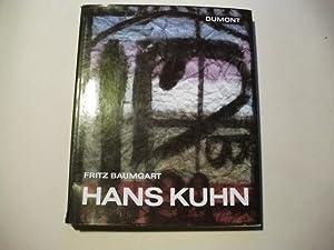 Hans Kuhn. Dokumentation seines künstlerischen Schaffens.: Baumgart, Fritz
