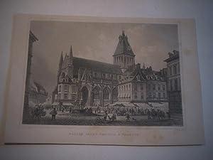 Eglise Saint-Gervais à Falaise.