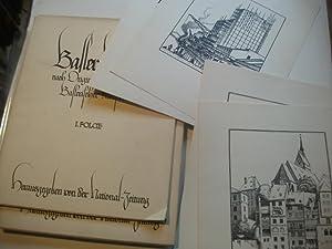Basler Bilder nach Original-Zeichnungen Baslerioscher Künstler.: National-Zeitung (Hg.)