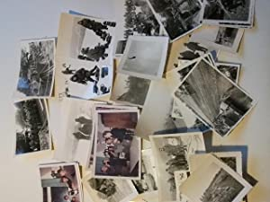 Militaria, Bundeswehr /Manöver: Sammlung von ca. 57 Fotographien