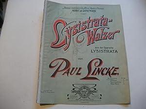 Lysistrata-Walzer.: Lincke, Paul