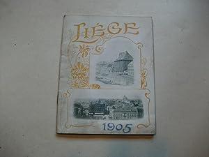 Exposition universelle et internatiinale de Liege 1903.: Liege 1905