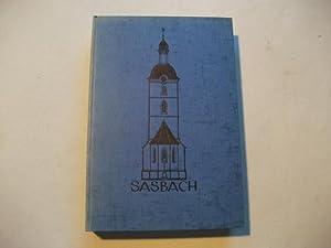 Geschichte der Pfarrei Sasbach.: Döbele, Ernst