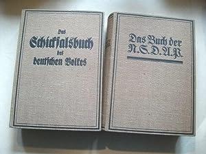 Das Schicksalsbuch des deutschen Volkes. Von Hermann: Grote, Hans Henning