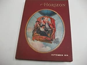 Horizon. A magazine of the art.