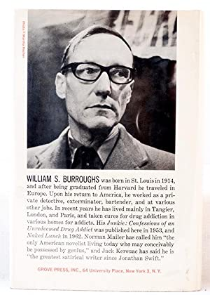 Nova Express: Burroughs, William S.