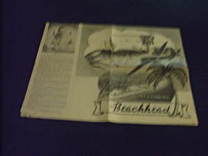 The Beachhead, Vol. 1, No. 1, June, 1945