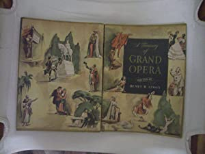 A Treasury of Grand Opera: Simon, Henry W., Ed.