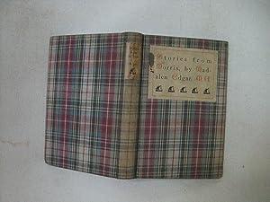 Stories from William Morris: Edgar, Madalen