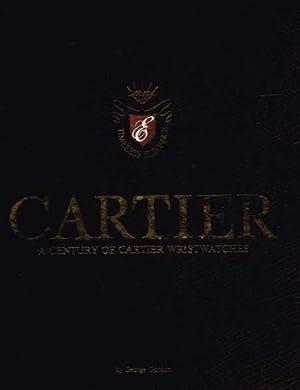 Cartier: A Century of Cartier Wristwatches: Gordon, George