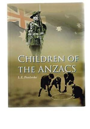Children Of The Anzacs: Life In Sydney: Pembroke, L E
