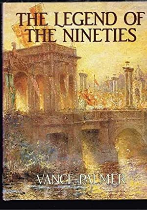 The Legend of the Nineties: Palmer, Vance
