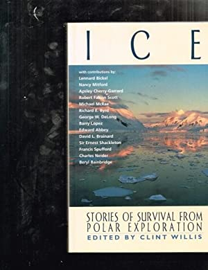 Ice : Stories of Survival from Polar Exploration