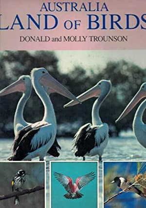 Australia - Land of Birds: Trounson, Donald and